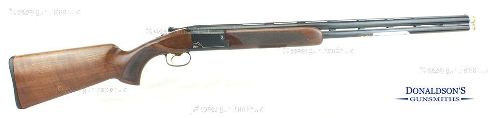 Browning B725 Sporter 2 Black Edition Silver Shotgun