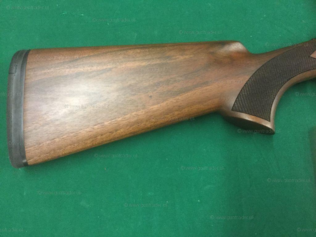 ATA 12 gauge SP Nickel Game