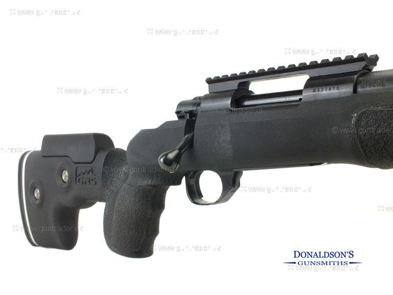 Howa 1500 Varmint fluted GRS Berserk Rifle