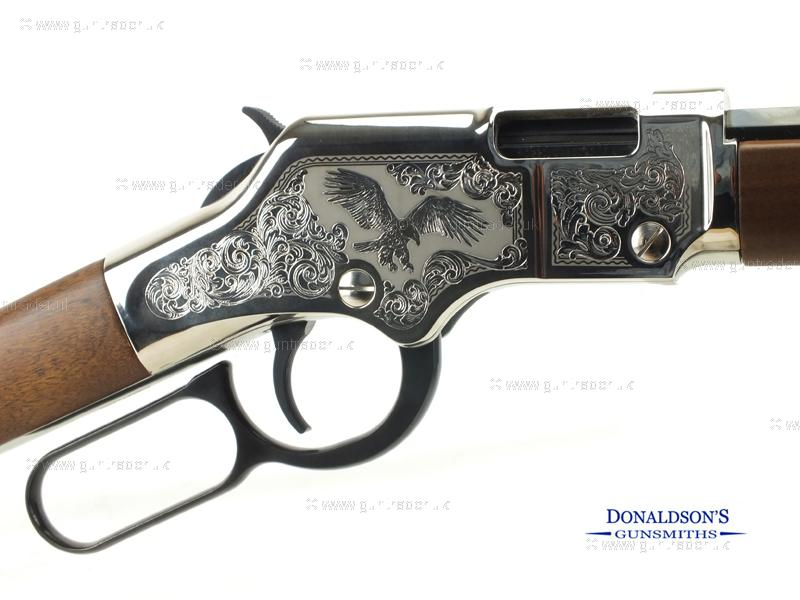 Henry Repeating Arms Silver Eagle 2nd Edition Rifle