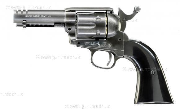 Colt Custom Shop SAA .45 Air Pistol
