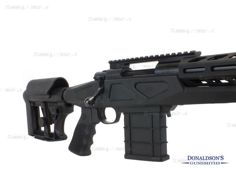 Howa 1500 Varmint Fluted Rifle