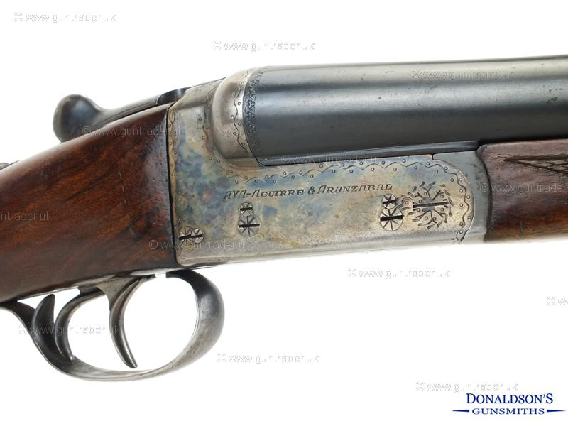 AYA #3 Boxlock Shotgun