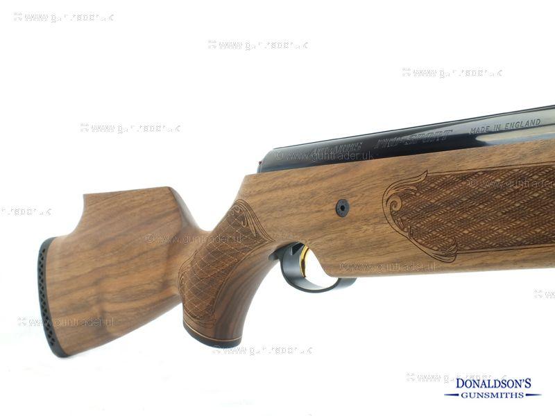 Air Arms Pro Sport Walnut Air Rifle