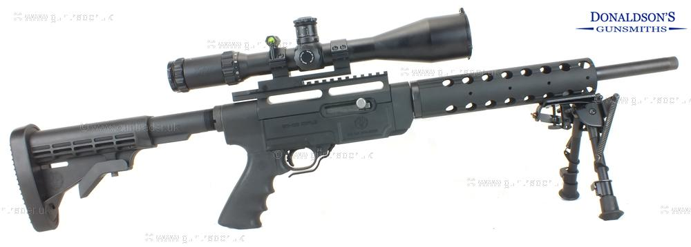 Ruger SR-22-Custom outfit Rifle
