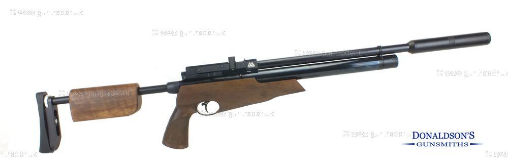 Air Arms S510 TDR Walnut Air Rifle
