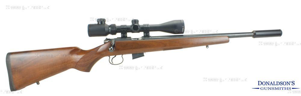 CZ 452 Varmint Rifle