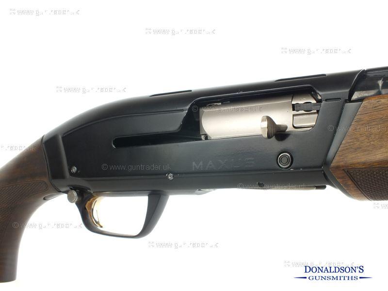 Browning Maxus Shotgun