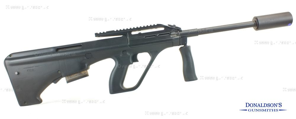 Sako Quad Synthetic outfit Rifle