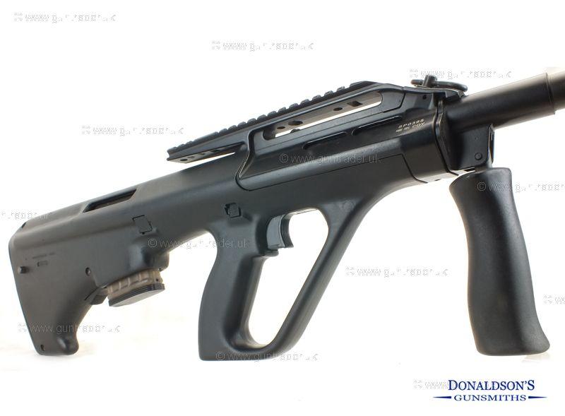 Steyr AUG Rifle