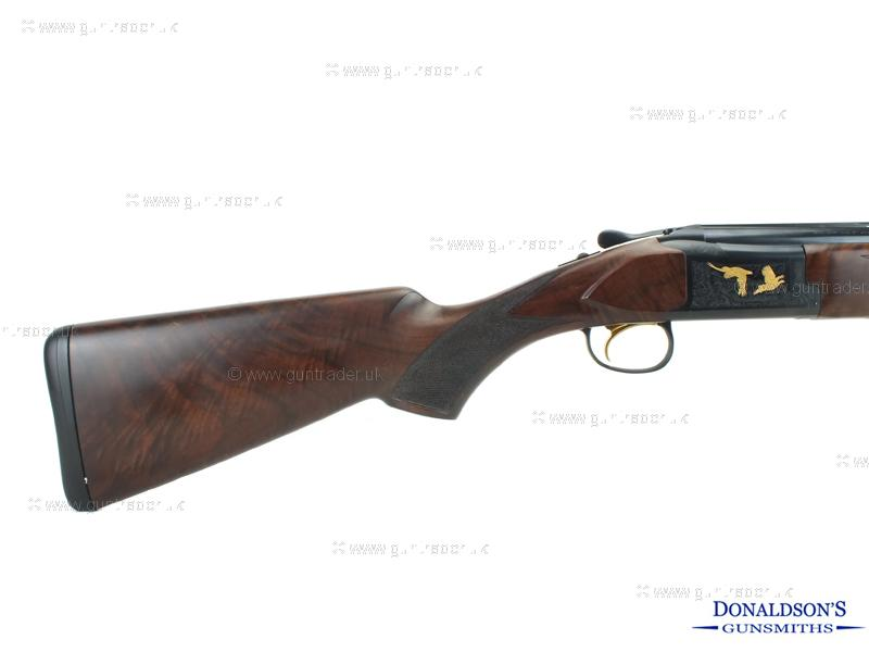 Browning B725 Hunter Black Gold 2 Shotgun