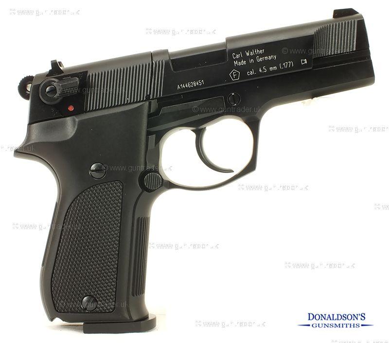 Umarex CP88 Air Pistol
