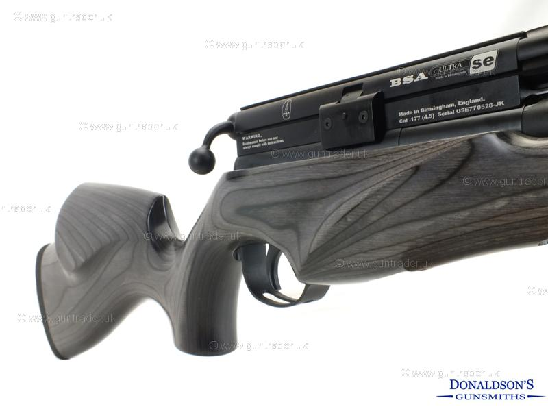 BSA Ultra SE  PMG Laminate Air Rifle