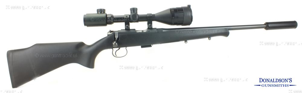 CZ 452 Silhouette-Outfit Rifle