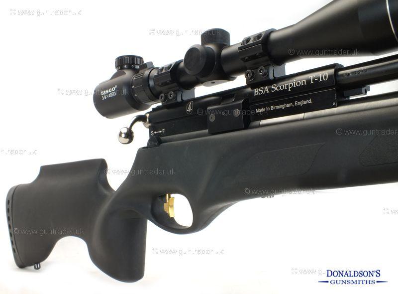 BSA Scorpion T-10 Air Rifle