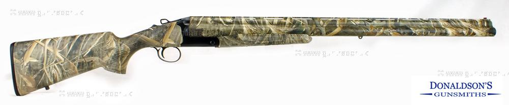 Akkar Tripple Crown Camo Shotgun