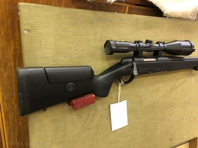 Steyr Mannlicher .308 Pro Hunter Bolt Action Second Hand Rifle for sale. Buy for £1,095.
