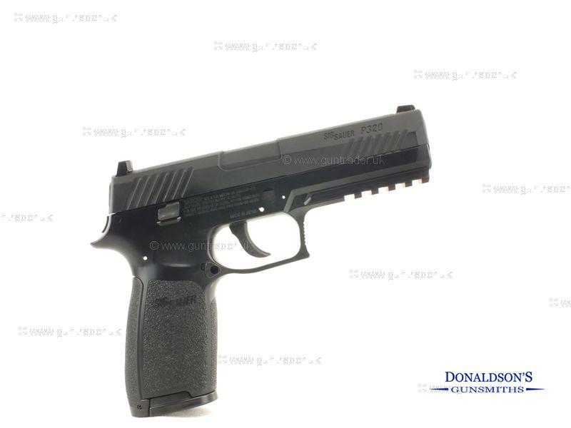 Sig Sauer P320 Air Pistol