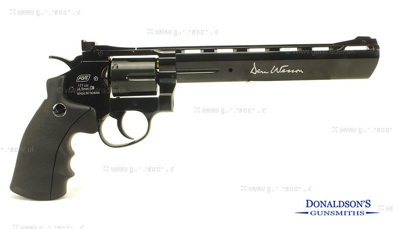 Dan wesson Black 8