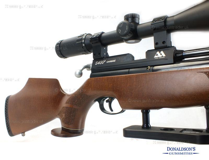 Air Arms S400 Carbine Air Rifle