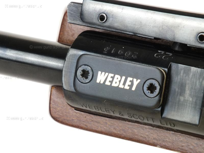 Webley Tracker Air Rifle