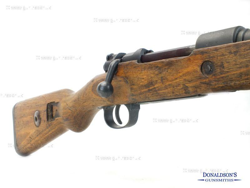 Mauser K98 Rifle