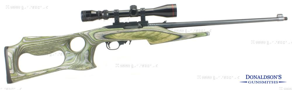 Ruger 10/22 Custom Rifle