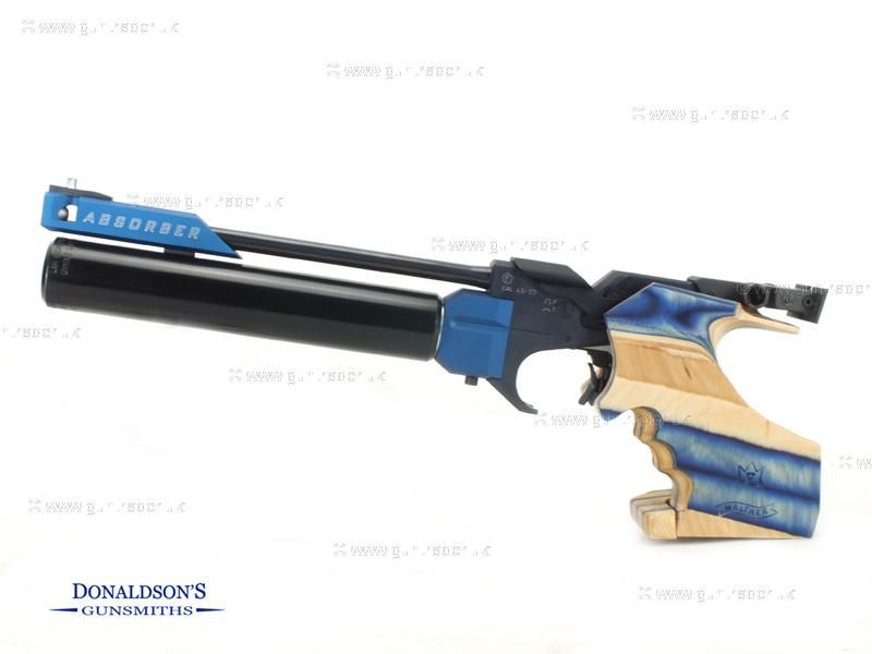 Walther LP300 Absorber Air Pistol