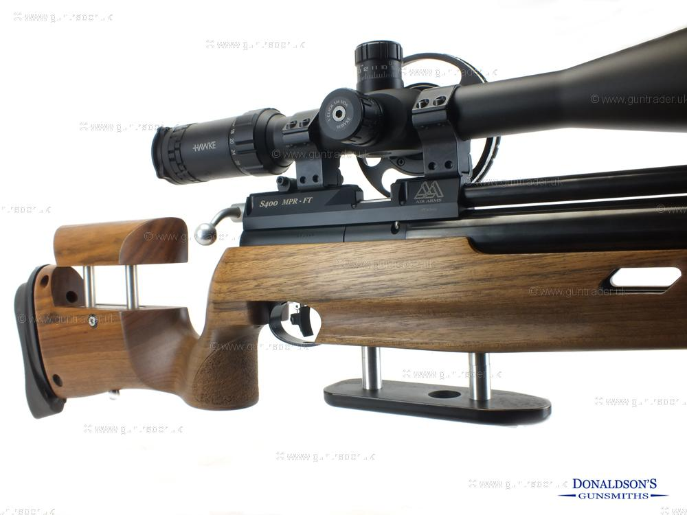 Air Arms S400 MPR Field Target Air Rifle