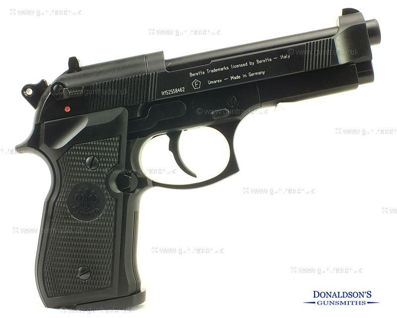 Beretta 92FS Air Pistol