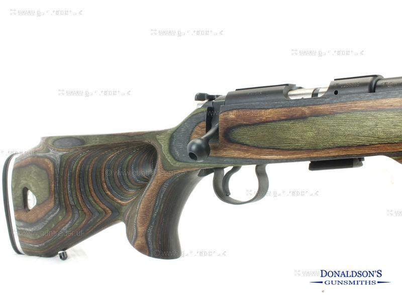 CZ 455 Varmint Rifle