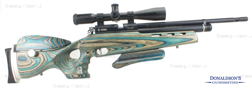Daystate Mk4IS. Gary Cane. Air Rifle