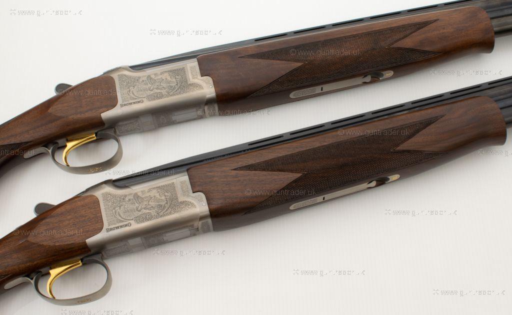 Pairs of Shotguns - Ian Coley Sporting