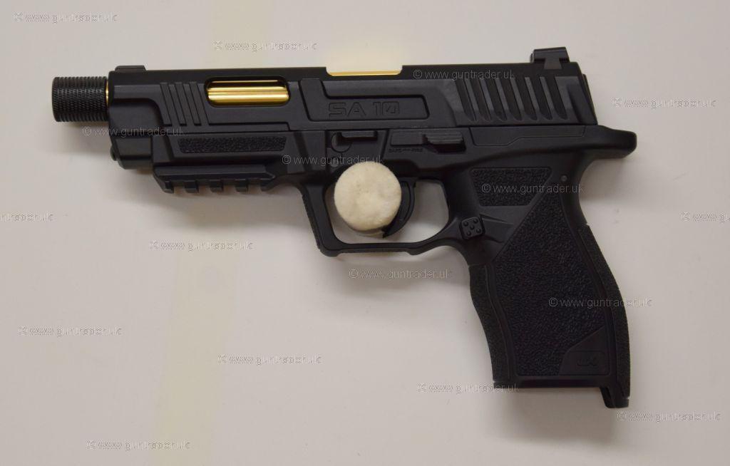 Umarex  177 Pellet & 4 5mm BB SA10