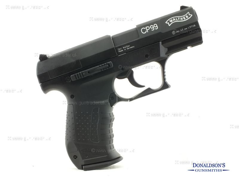 Walther CP99 Air Pistol