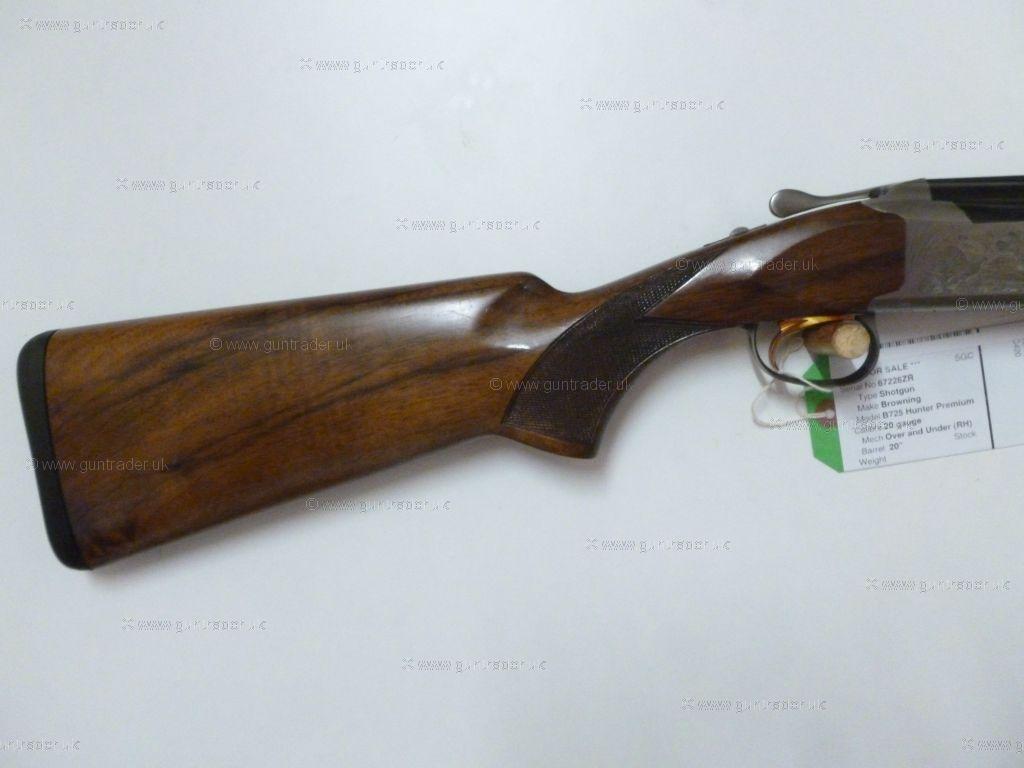 Browning 20 gauge B725 Hunter Premium