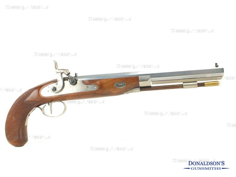 Perdersoli Charles Moore Target Pistol (Black Powder)