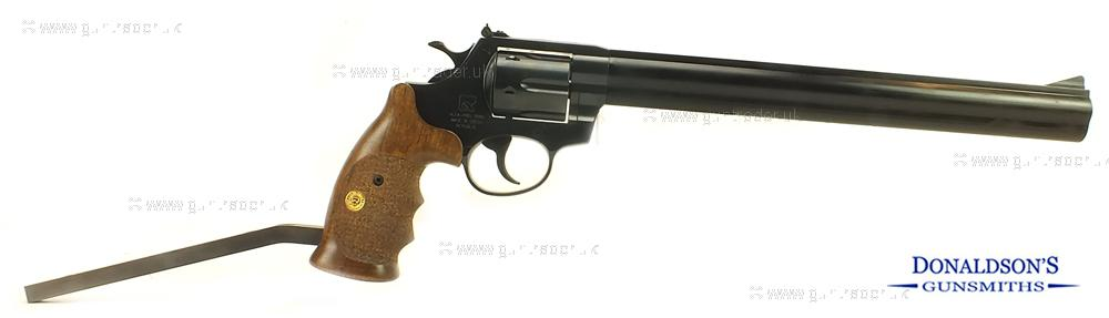 Alpha Proj. FPG. Long Barrel Revolver Pistol (Long Barrel)