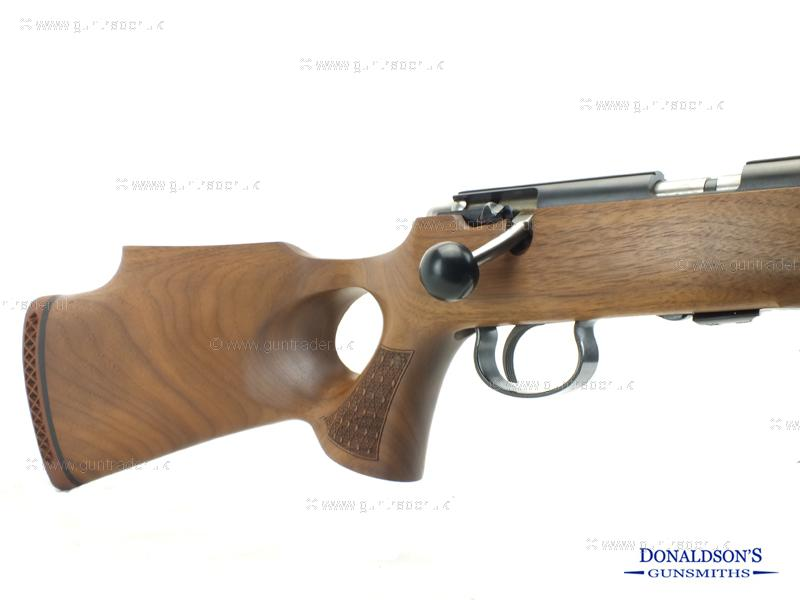 Anschutz 1417 T/H Walnut Rifle
