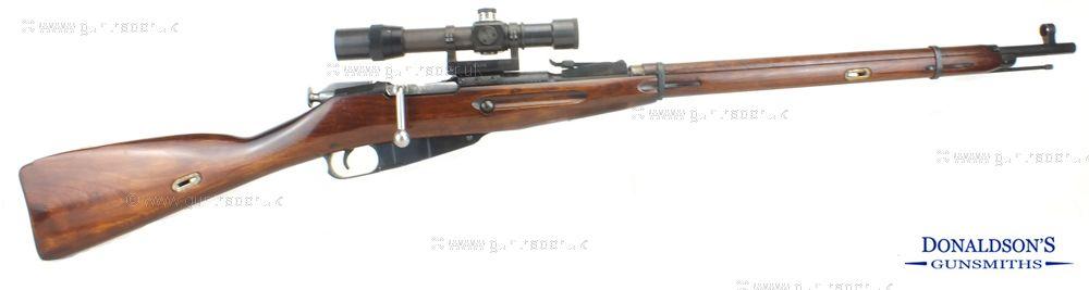 Mosin-Nagant PE Sniper Outfit Rifle