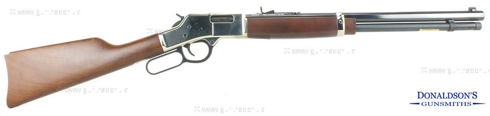 Henry Repeating Arms Big Boy Silver Rifle
