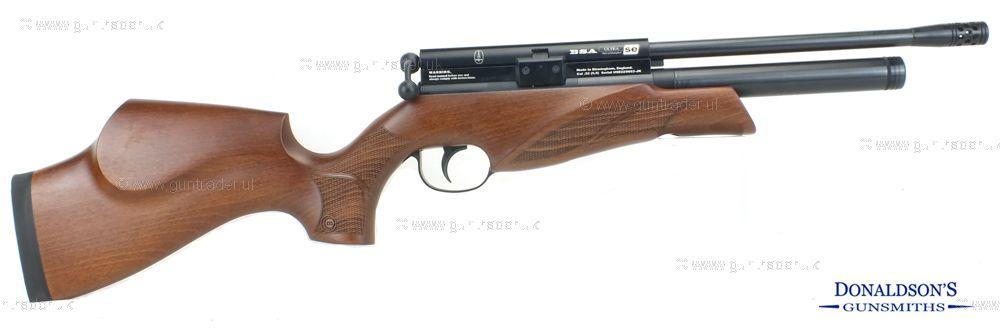 BSA Ultra SE Beech Multishot Air Rifle