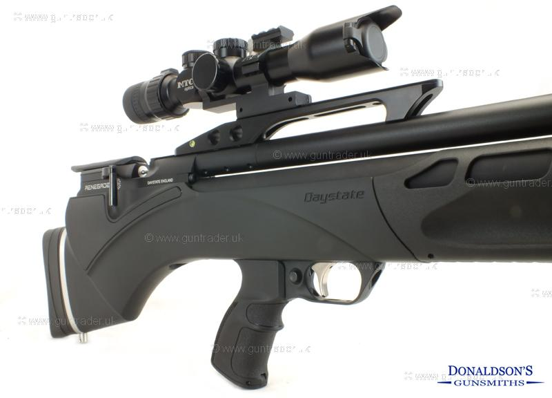 Daystate Renegade Black synthetic Air Rifle