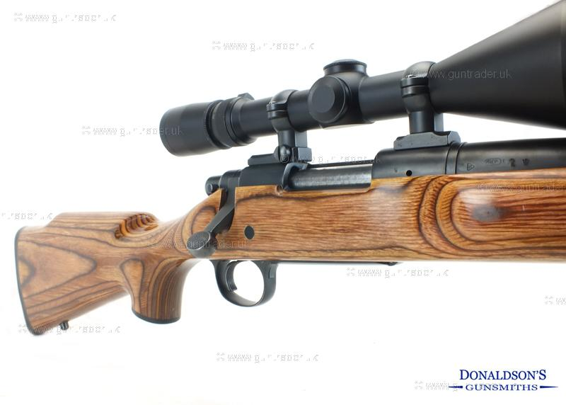 Remington 700 VL Outfit Rifle