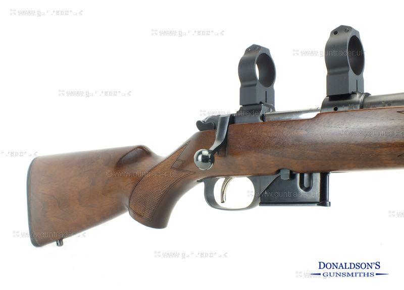CZ 527 Varmint Rifle