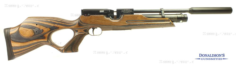 Weihrauch HW 100 KT Laminate Adjustable Air Rifle