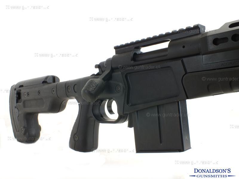 Remington 700 custom AI Rifle