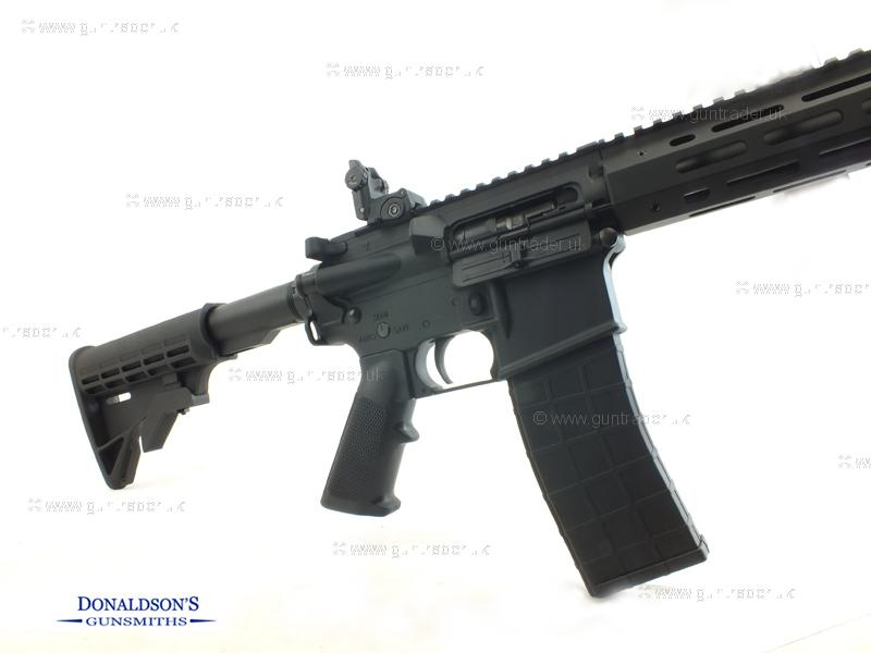 Tippmann Arms Company M4-EliteS Rifle