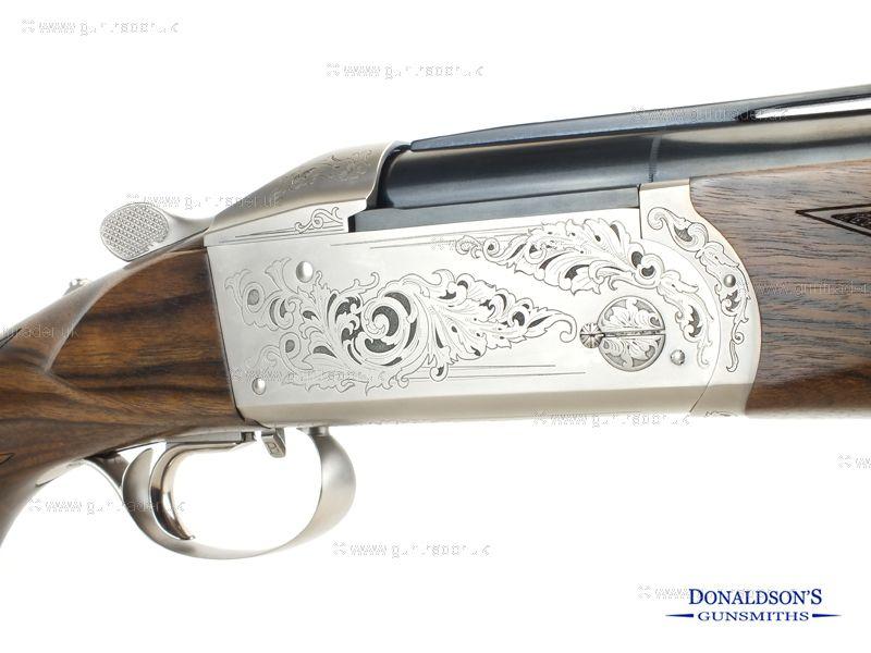 Krieghoff K80 Parcours Vintage Scroll Shotgun