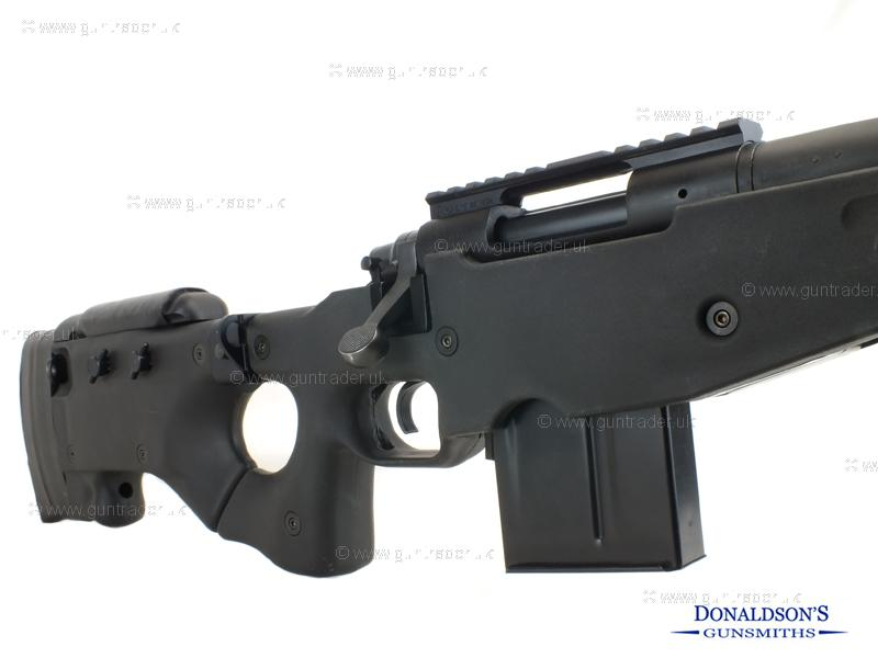 Remington 700 Accuracy International AW Rifle